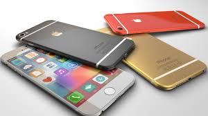 اليوم..بدء بيع هاتف iphone 6s فى جميع المتاجر حول العالم