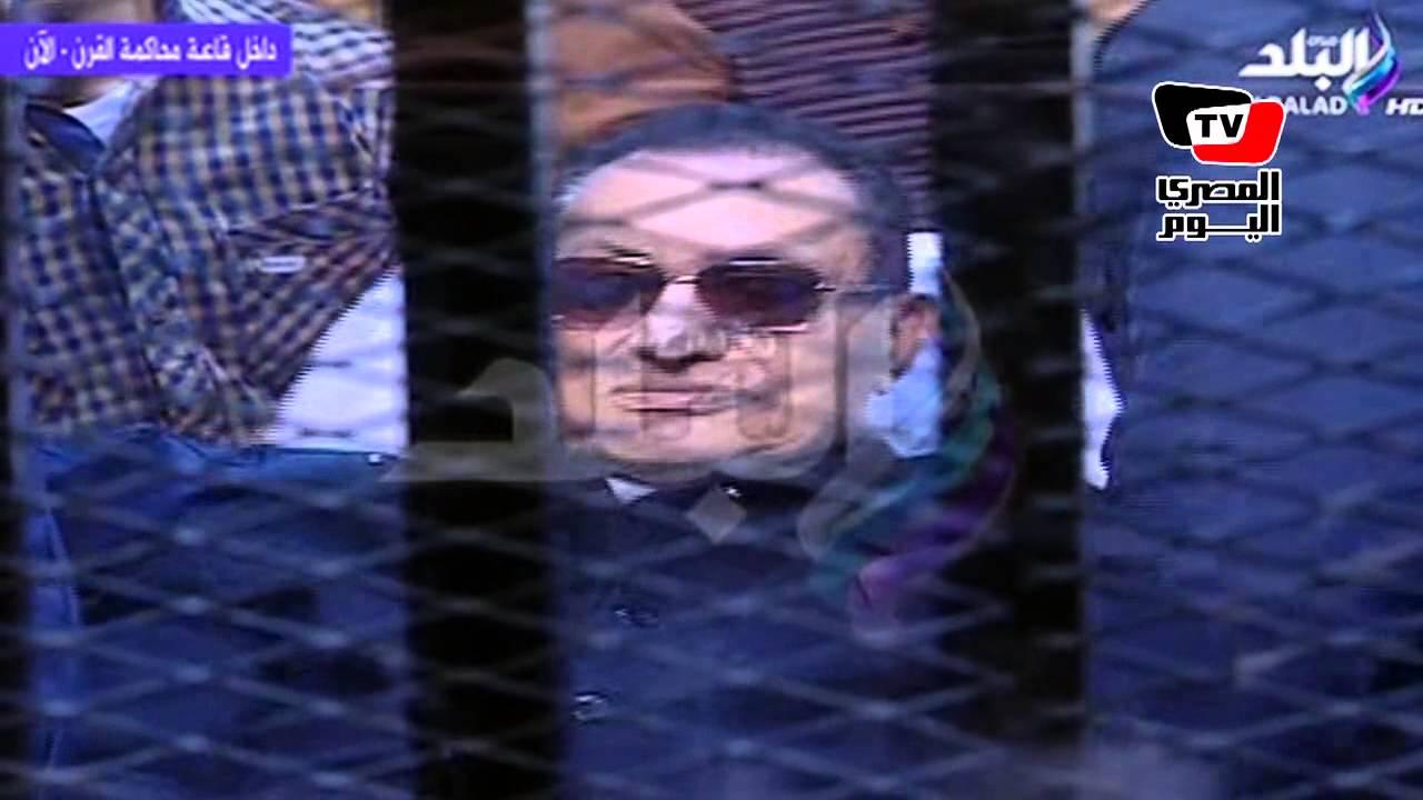 """اعادة محاكمة مبارك في قضية """"القرن"""""""