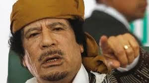 حصون القذافي في ليبيا مساكن عشوائية.. وسوق للحيوانات ومكب للنفايات + صورة