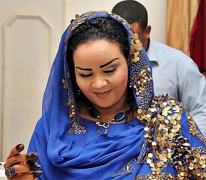 أغنية الحلنقي تترجم للاثيوبية وندي تغنيها في مهرجان أديس