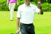 بالصور :جدة أوباما تذرف الدموع بع اداء مناسك العمرة