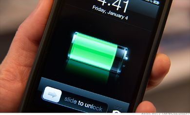 هكذا تشحن بطارية هاتفك بأقل من دقيقة واحدة!