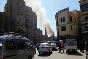 حريق القاهرة 1