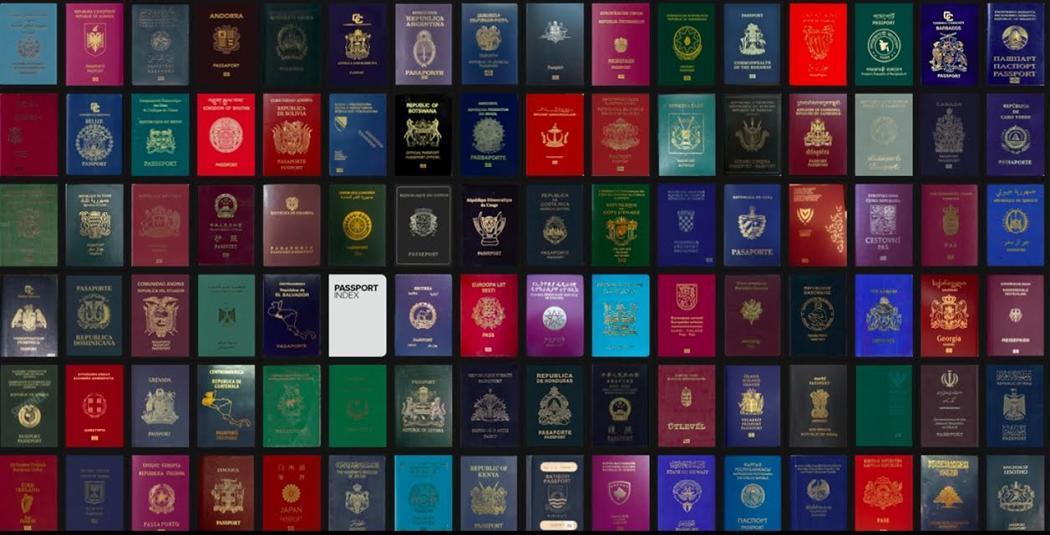 بالصورة . . جوازات السفر الأقوى نفوذاً في العالم والجواز السوداني ال70
