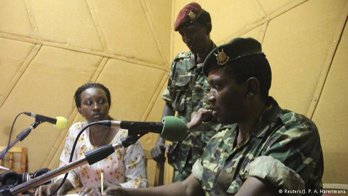 اعتقال قائد الانقلاب الفاشل في بوروندي