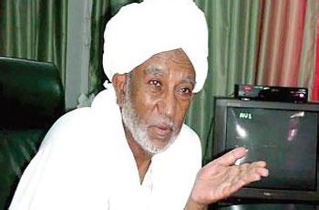 إبراهيم أحمد عمر يؤكد اهتمام البرلمان بقضايا النيل الازرق