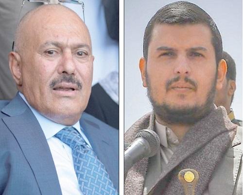 الحوثي وصالح.. قتيلان سيشيع جثماناهما فيما بعد
