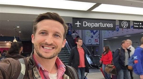 بالصور: بريطاني يسافر حول العالم في 12 ساعة