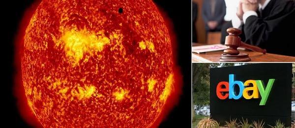 امرأة تبيع الشمس بالمتر وتُقاضي شركة تسويق حاولت منعها