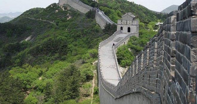 اختفاء ثلث سور الصين العظيم