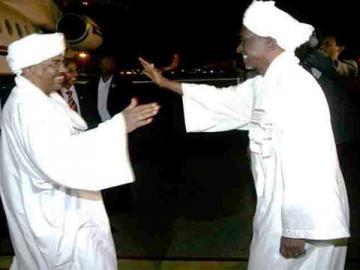 علي عثمان: موقف البشير أكد أصالة معدن القيادة السودانية