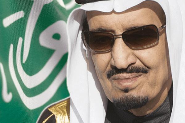 بالصور الملك سلمان: المواطن يستطيع مقاضاة الملك أو ولي عهده