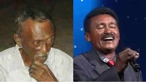 في ذمة الله الفنان السوداني صديق عباس