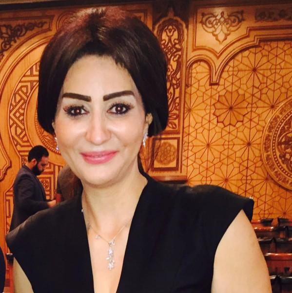 """بالصور : لماذا ارتدت وفاء عامر """"الأسود""""في حفل عقد قران شقيقتها آيتن"""