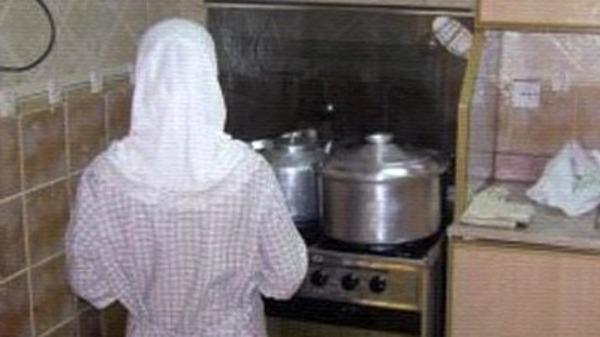 قصة إثيوبية في منزل سيدة سعودية