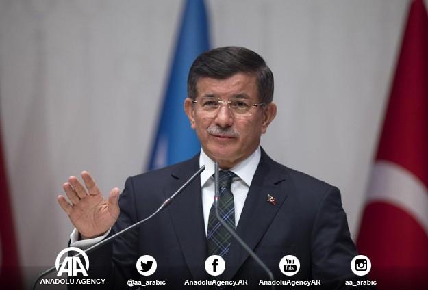 داود أوغلو: ننتظر رد فعل الغرب وإعلامه حيال حكم إعدام مرسي