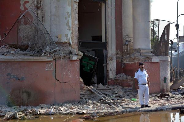 بالصور: كشف منفذي تفجير القنصلية الإيطالية في القاهرة