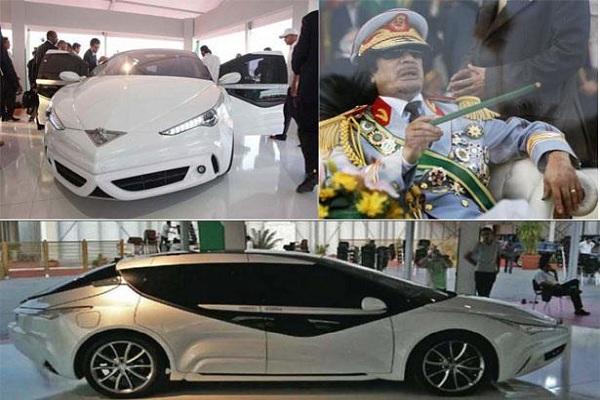 مبارك البلال : القذافي و(كرعين ) البقر السودانية