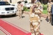 وفاة الفريق هاشم محمد نور قائد قوات الاحتياطي المركزي في حادث سير + صور