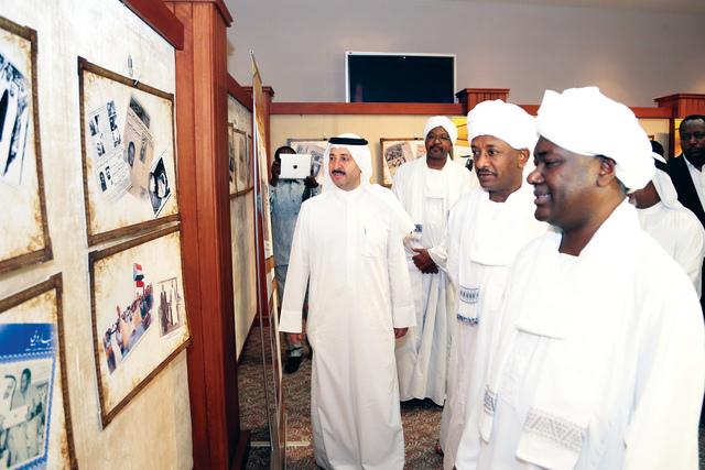 الدكتور حمدي حسب الرسول قنصل السودان العام بالإمارات