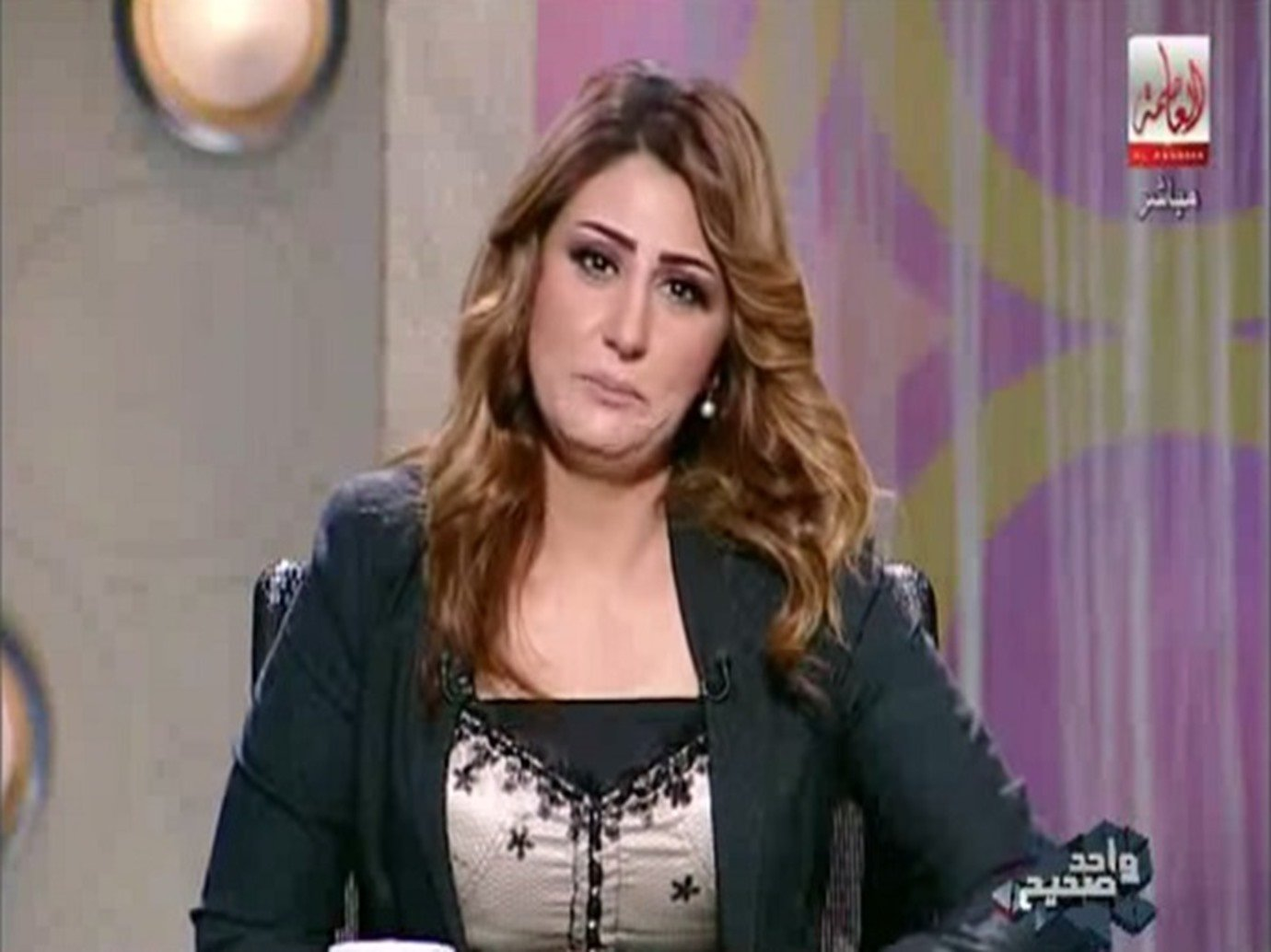 الإعلامية المصرية ريهام نعمان: المواطن يتجه إلى كل إخواني ساكن جانبه يدخل يقتله على طول ويولع فيه