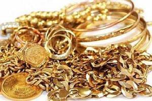 تكسير (382) جراماً من الذهب غير المطابق بالجزيرة