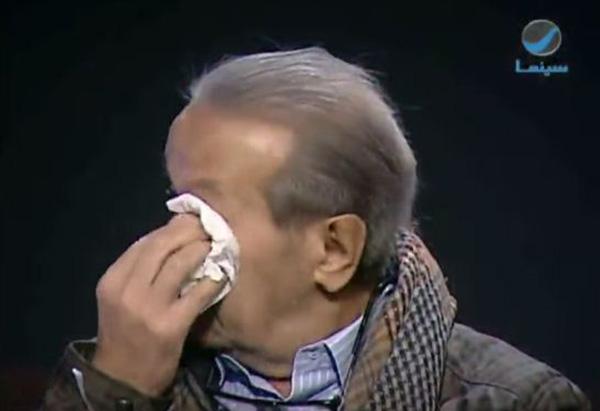 بالفيديو: في آخر ظهور له على روتانا.. لماذا بكى نور الشريف ومن الفنان الوحيد الذي كان يسأل عنه؟
