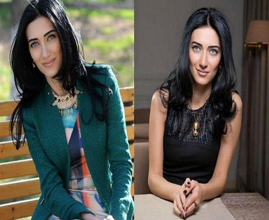 """بالصور : وزيرة العدل الأرمنية """"الجميلة المثيرة"""" تثير الضجة"""