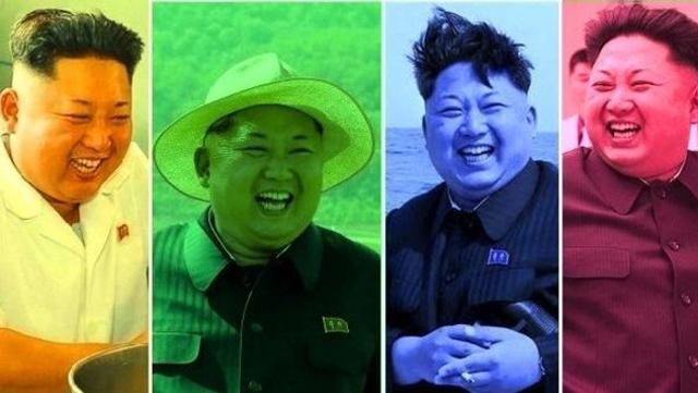 صور تُثير علامات استفهام حول بكاء النساء عند رؤية رئيس كوريا الشمالية