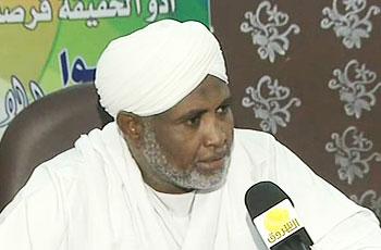 شعيب : بنود الحوار الـ(6) لا تناقش خارج السودان