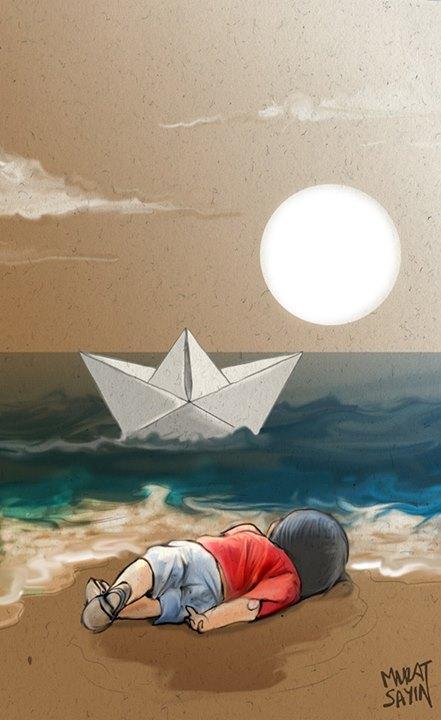 من هو الطفل السوري الغريق الذي هزّ العالم؟ 8d516cb3-44ab-4787-bb56-fa08dc068a55