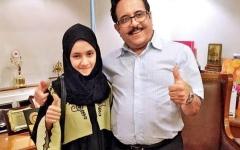 طفلة سعودية تتناول الطعام لأول مرة منذ 10 سنوات