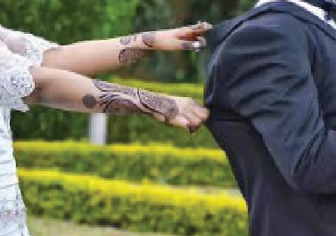 مخاوف العريس المتعلقة بالعروس في حفل الزفاف
