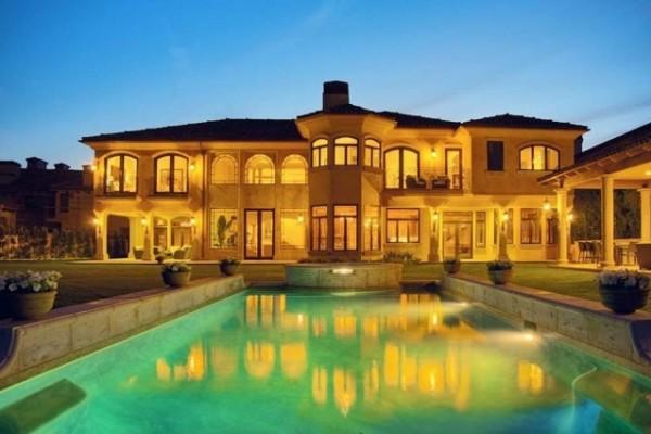 شاهد .. صور ستصدمك .. منزل كيم كارداشيان المعروض للبيع بـ20 مليون دولار