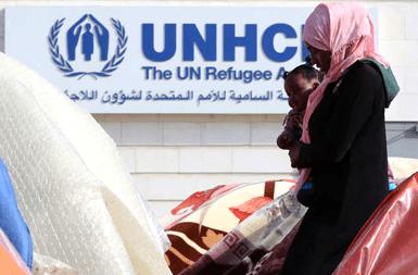 الفوج الأول من اللاجئين السودانيين في الأردن يصل الخرطوم