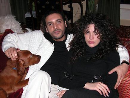 بالصور: الكشف عن تفاصيل حياة هنيبعل القذافي وزوجته عارضة الأزياء اللبنانية