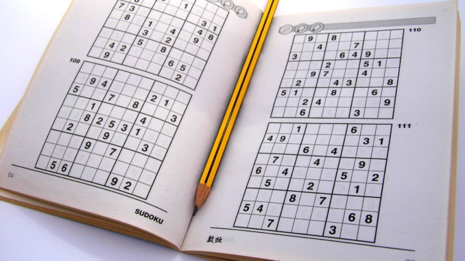 Archive Puzzles \u2013 24 Hard Sudoku Puzzles 2 Per Page \u2013 Books 1 to 10