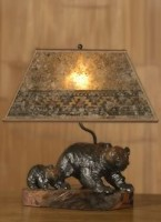 Unique table lamp shades & table lamp bases | Sue Johnson ...