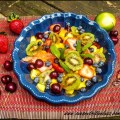 Chili Lime Fruit Salad