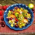 Chili Lime Fruit Salad
