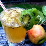 Apple Kiwi Lemonade