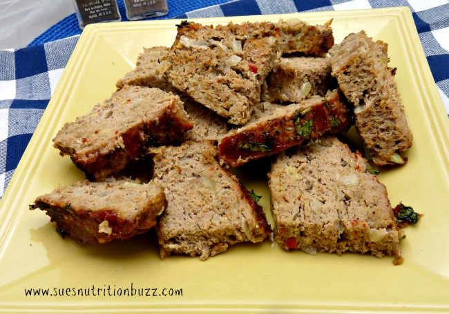 Turkey Meatloaf Meal Turkey Meatloaf