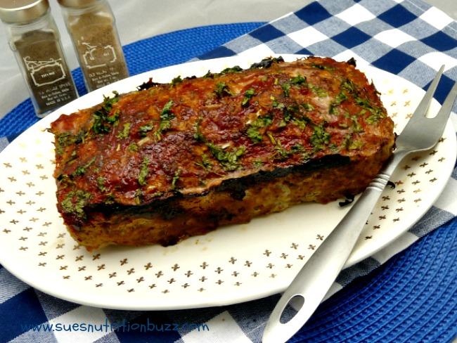 Turkey Meatloaf Meal Turkey Meatloaf