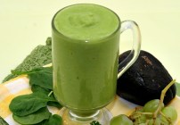 Avocado smoothie 1