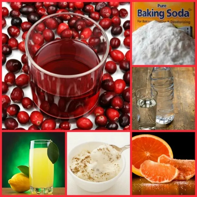 Foods And Drinks For Bladder Infection