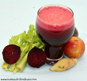 Beet Celery Apple Juice