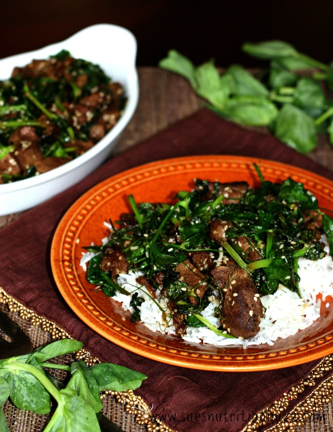 Venison Stir Fry With Snow Pea Shooters #LeanCuisine
