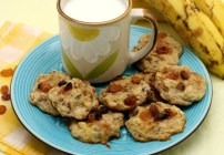 oatmeal raisin cookie1