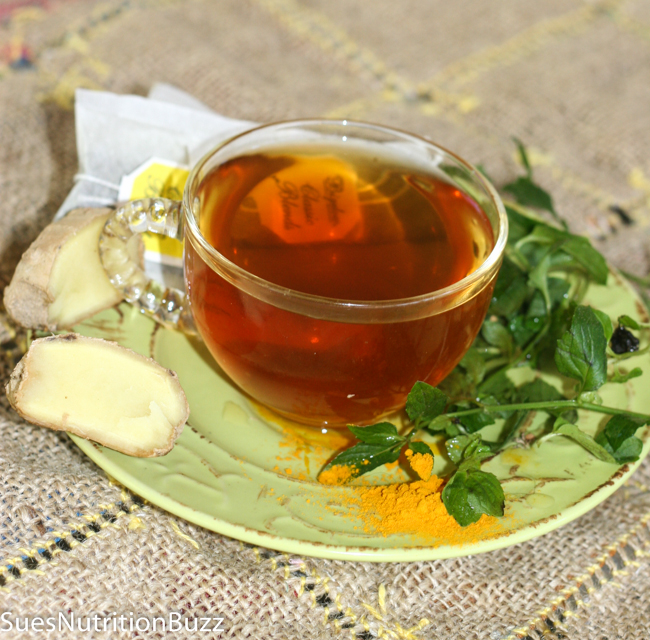 Ginger Mint Turmeric Tea-1-3