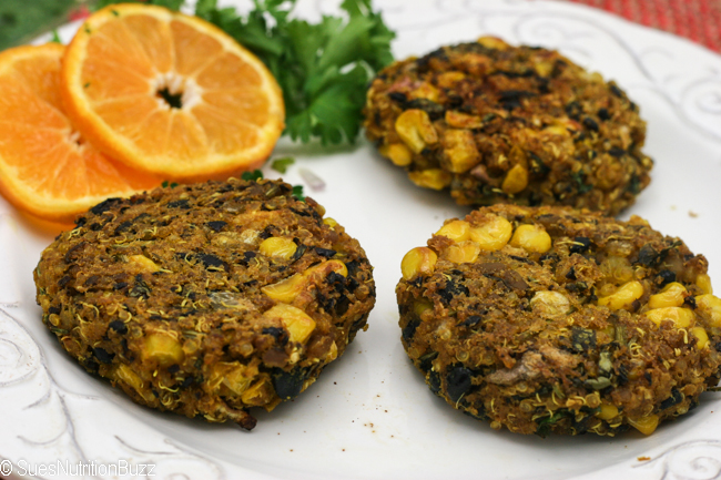 Quinoa Blackbean Burger-9103